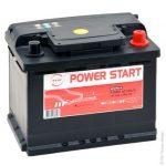 Batterie diesel