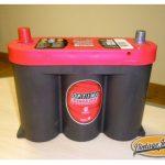Batterie 6 volts auto