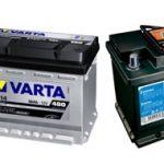 Achat de batterie voiture