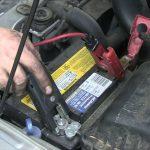 Batterie avec entretien voiture