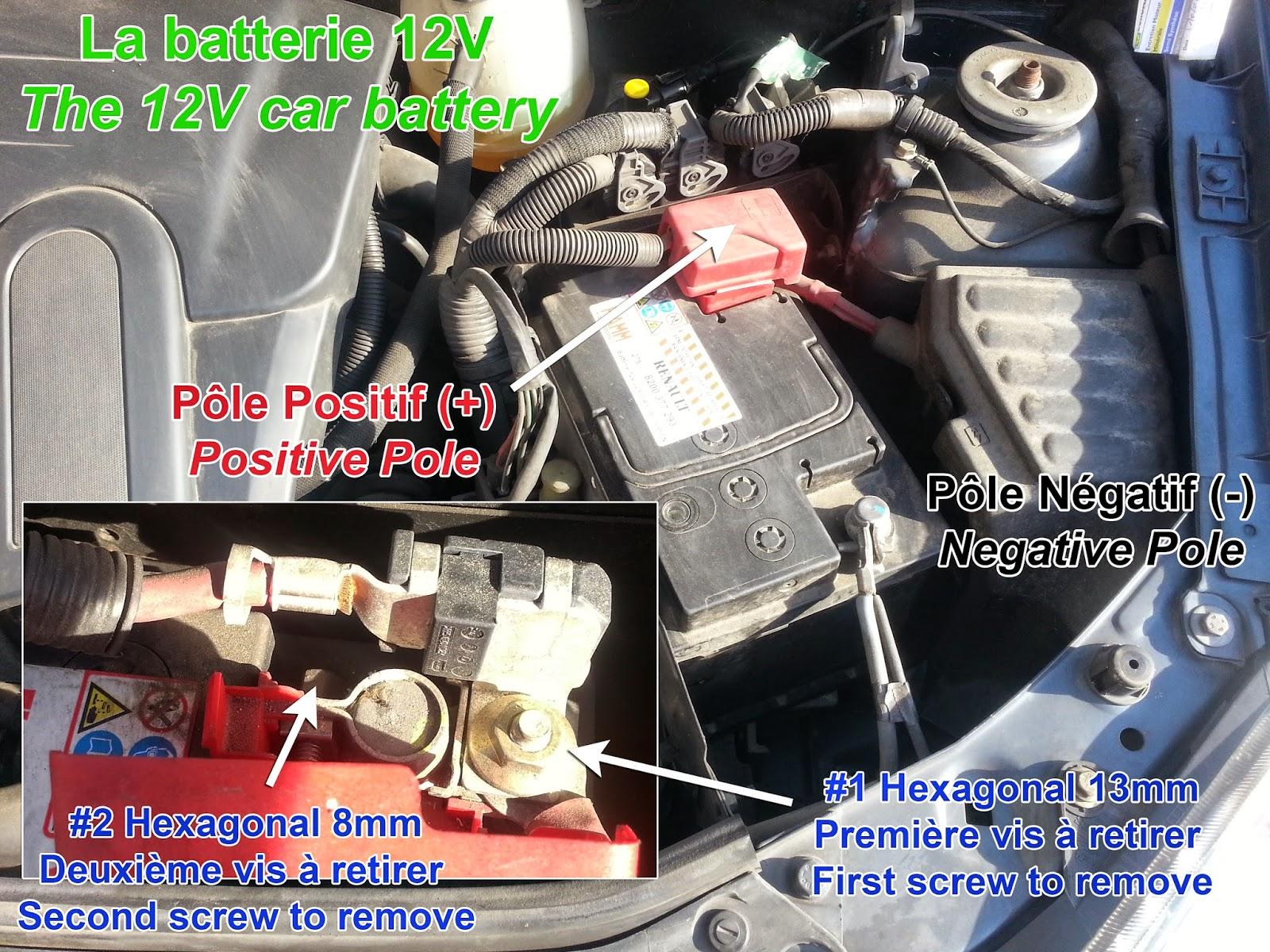 batterie clio 3 diesel prix votre site sp cialis dans les accessoires automobiles. Black Bedroom Furniture Sets. Home Design Ideas
