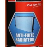 Stop fuite liquide de refroidissement