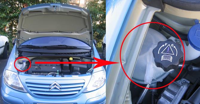 niveau liquide de refroidissement votre site sp cialis dans les accessoires automobiles. Black Bedroom Furniture Sets. Home Design Ideas