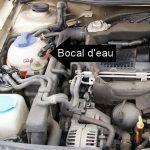 Liquide de refroidissement moteur diesel