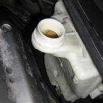 Niveau liquide de refroidissement 206 essence