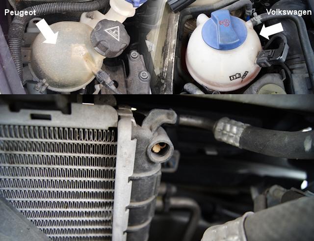 Vidanger liquide de refroidissement votre site - Purger les radiateurs dans quel ordre ...