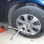 Changer plaquette de frein 307