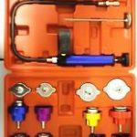 Detecteur de fuite liquide de refroidissement