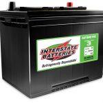 Auto batteries interstate