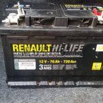 Batterie voiture a vendre