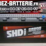 Batterie auto beziers