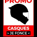 Casque moto promo discount