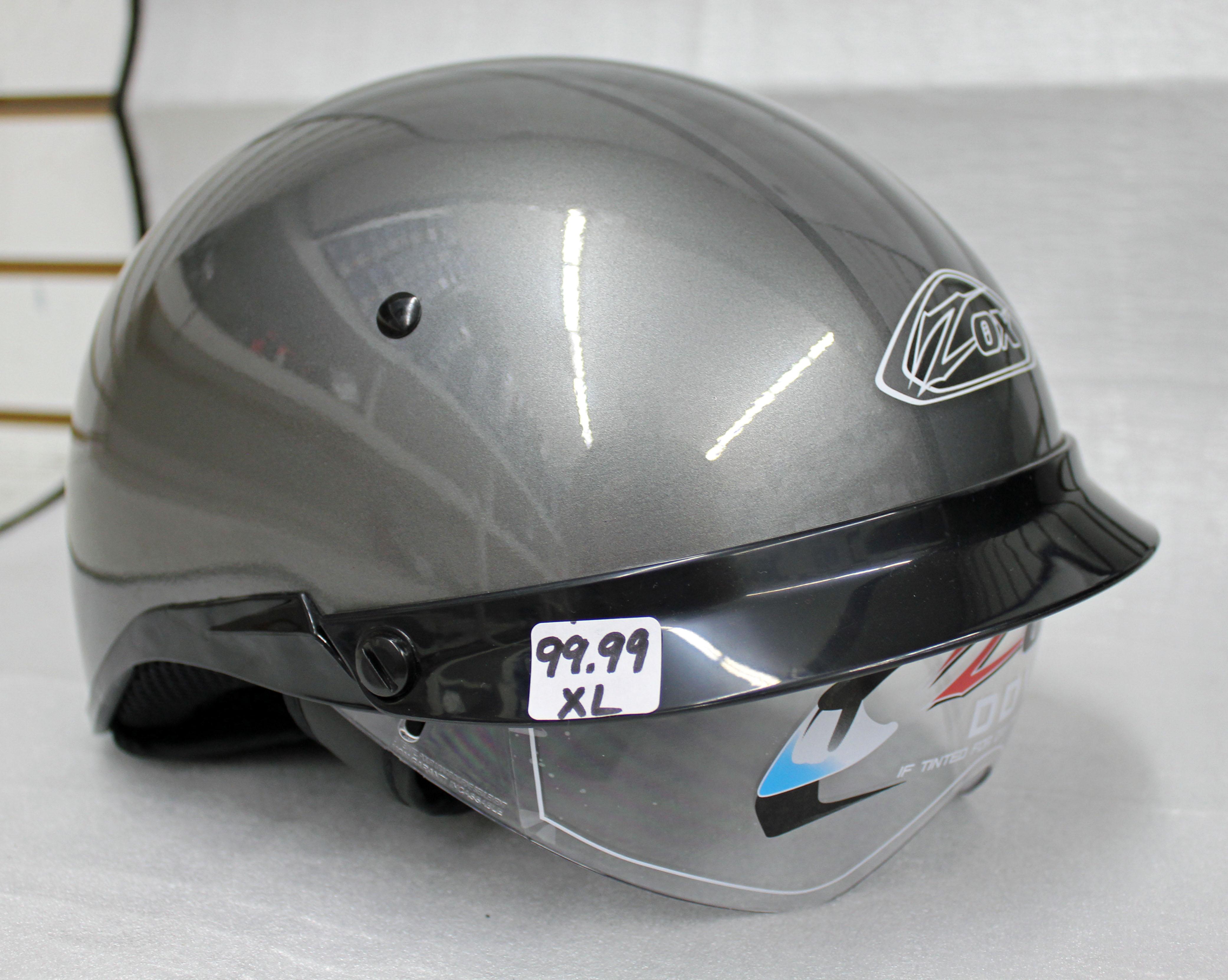 Casque moto zox
