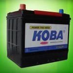 Batterie auto koba