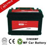 Batterie auto 66ah