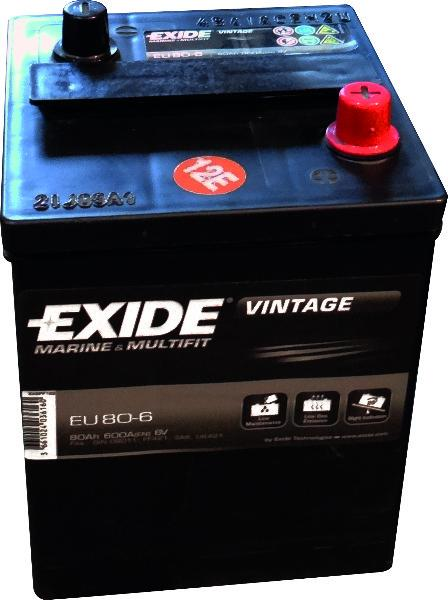 batterie auto 6v 80ah votre site sp cialis dans les accessoires automobiles. Black Bedroom Furniture Sets. Home Design Ideas
