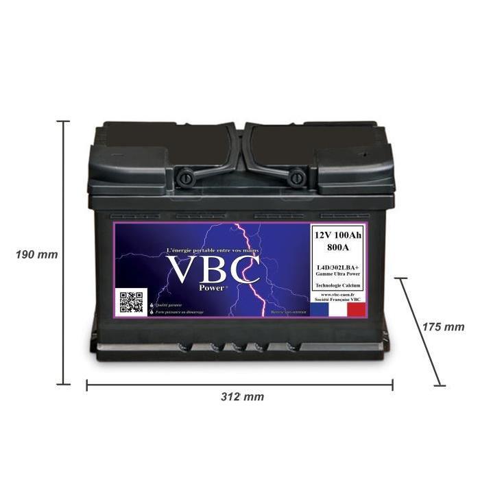 batterie auto 800a votre site sp cialis dans les accessoires automobiles. Black Bedroom Furniture Sets. Home Design Ideas