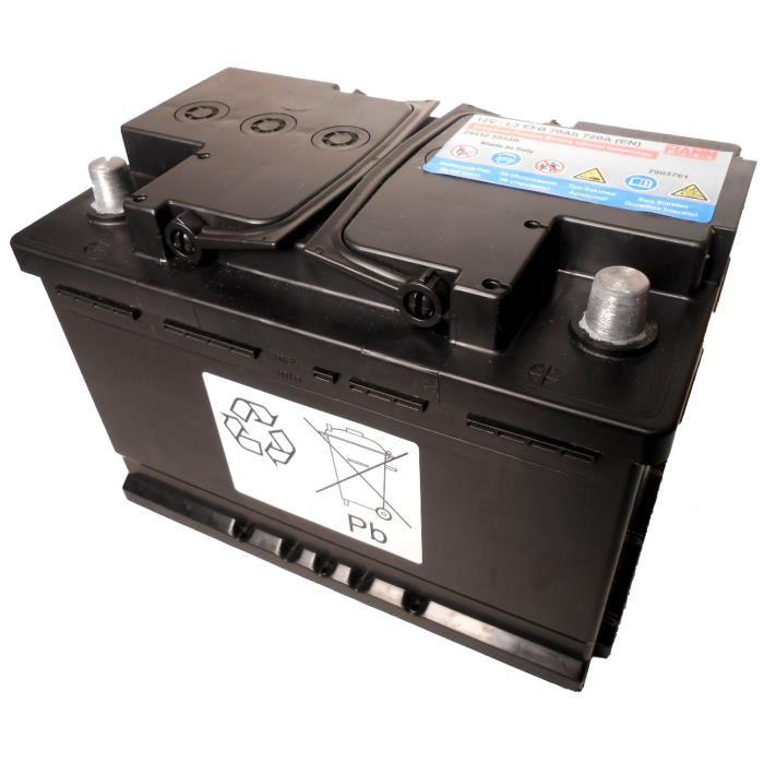 batterie auto 70ah 720a votre site sp cialis dans les accessoires automobiles. Black Bedroom Furniture Sets. Home Design Ideas