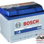 Batterie auto bosch s4-000