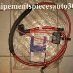 Cable batterie diesel
