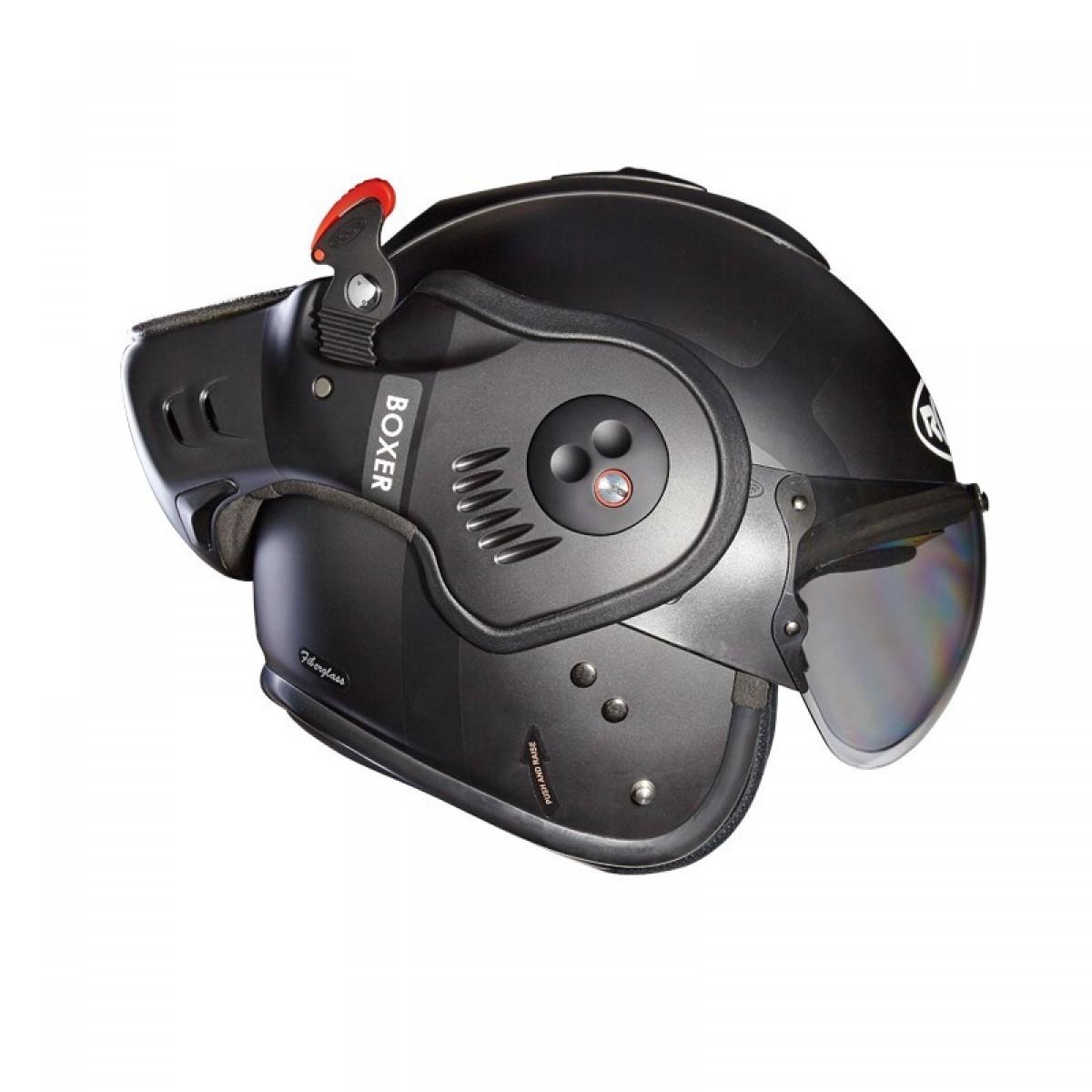 casque moto roof boxer v8 votre site sp cialis dans les accessoires automobiles. Black Bedroom Furniture Sets. Home Design Ideas