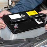 Batterie auto 50 ampere