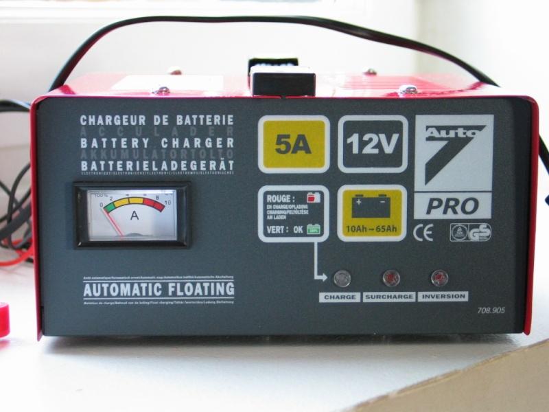 chargeur batterie leclerc