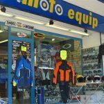 Boutique accessoire moto