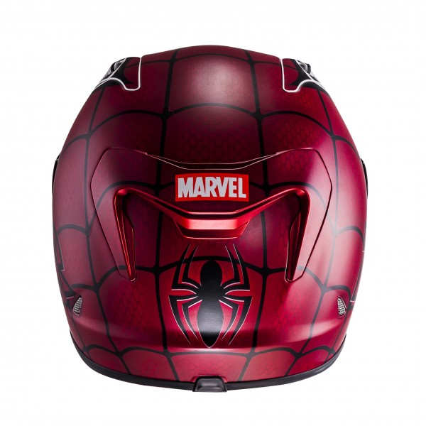 casque moto spiderman votre site sp cialis dans les accessoires automobiles. Black Bedroom Furniture Sets. Home Design Ideas