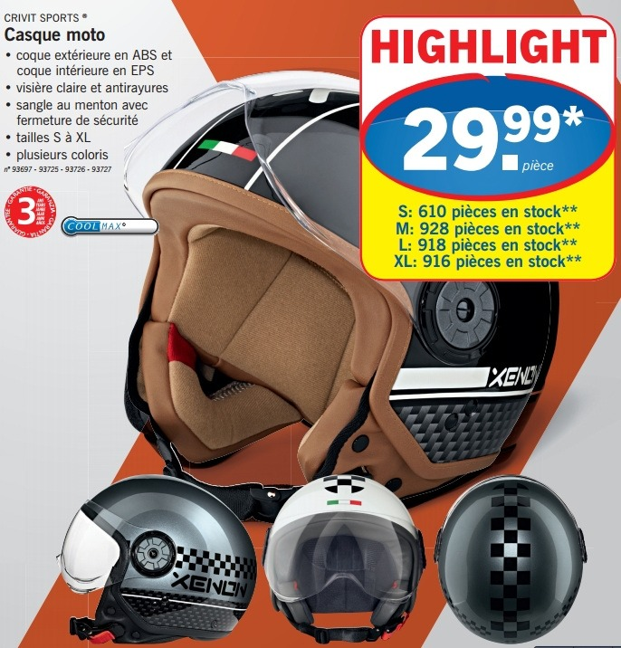 casque moto lidl 2017 votre site sp cialis dans les accessoires automobiles. Black Bedroom Furniture Sets. Home Design Ideas